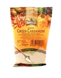 Cardamom Powder [Ground Green Cardamon] | Buy Online at the Asian Cookshop